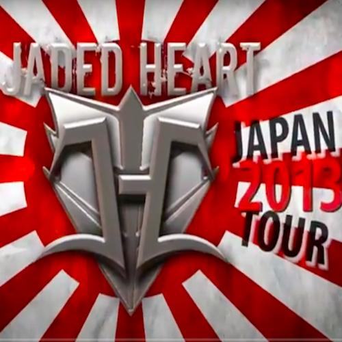 Jaded Heart in Japan
